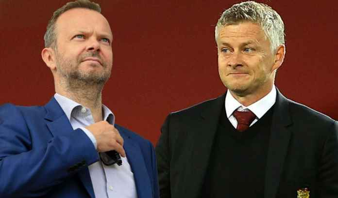 Ed Woodward Tegaskan Man United Dukung Penuh Ole Gunnar Solskjaer