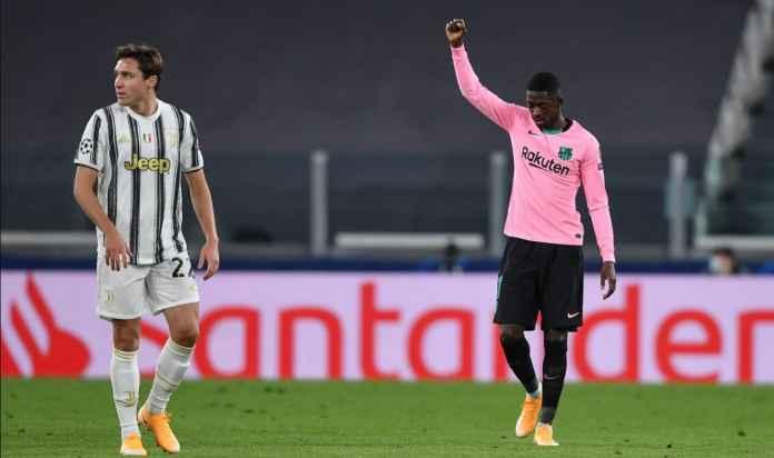 Ansu Fati Cedera Panjang, Barcelona Batal Jual Dembele Ke Man United
