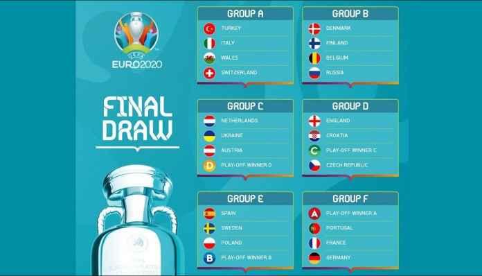 Empat Tim Menyusul, Grup Euro 2020 Komplit, Grup F Neraka!