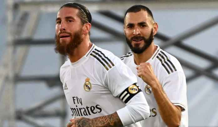 Real Madrid Tandang Ke Inter Milan Tanpa 6 Pemain Penting