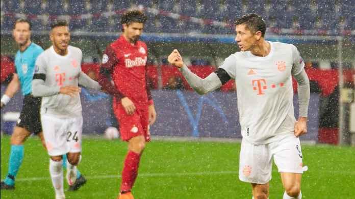 Bayern Munich Cetak Rekor Gol Liga Champions Usai Membantai Salzburg 6-2