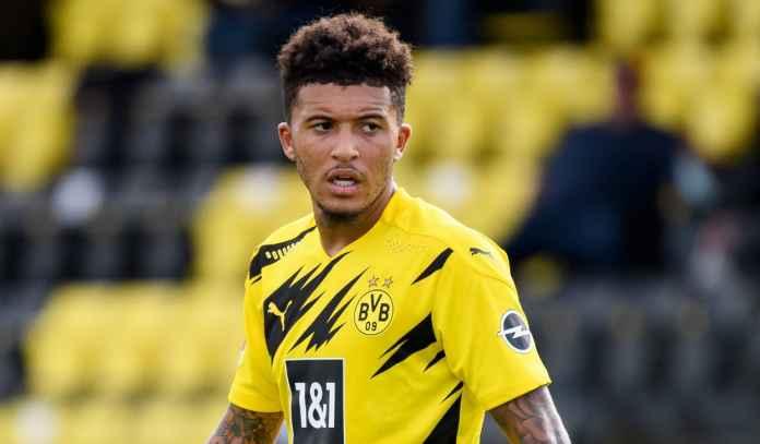 Belum Menyerah, Man United Ingin Tuntaskan Tansfer Sancho Sebelum Euro 2020!