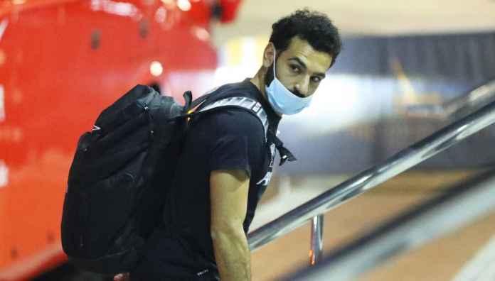 Mohamed Salah Optimis Segera Bisa Kembali Ke Lapangan Usai Positif Covid-19