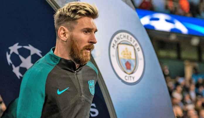 Man City Ingin Datangkan Lionel Messi Januari Demi Trofi Liga Champions Musim Ini!