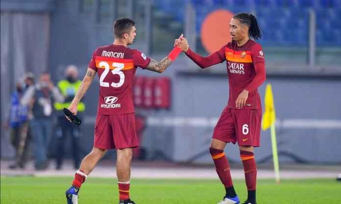 AS Roma Menang 2-0, Paulo Fonseca Puji Kepemimpinan Chris Smalling