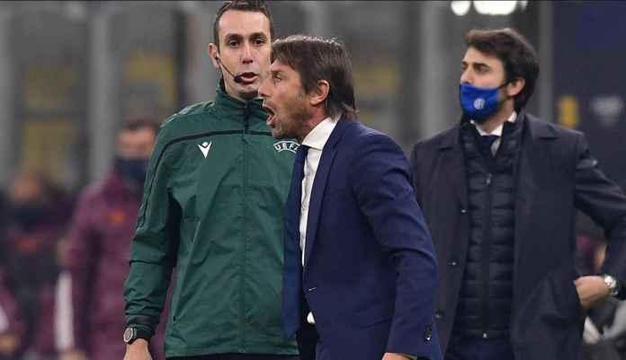 Dua Kali Dipermalukan Real Madrid, Conte : Inter Milan Memang Kalah Kelas!