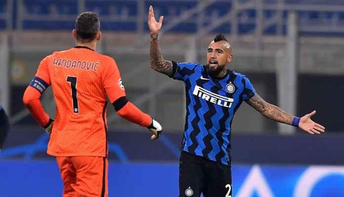 Samir Handanovic : Inter Milan Dari Real Madrid Kalah Karena Minder Duluan!