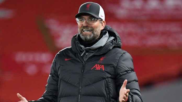 Liverpool Nihil Tembakan On Target, Juergen Klopp Mengaku Pantas Kalah