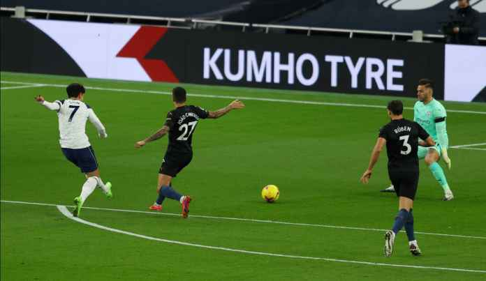 Rapor Pemain Man City Kalah 0-2 di Spurs, Kebobolan Dua Gol dari Dua Tembakan