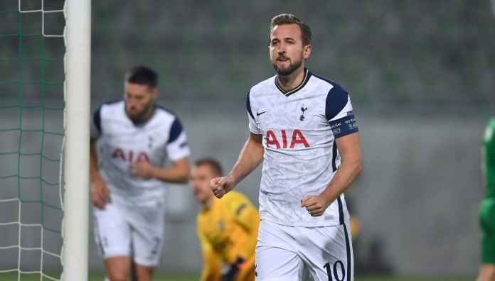 Harry Kane Menuju Rekor Gol Sepanjang Masa Tottenham