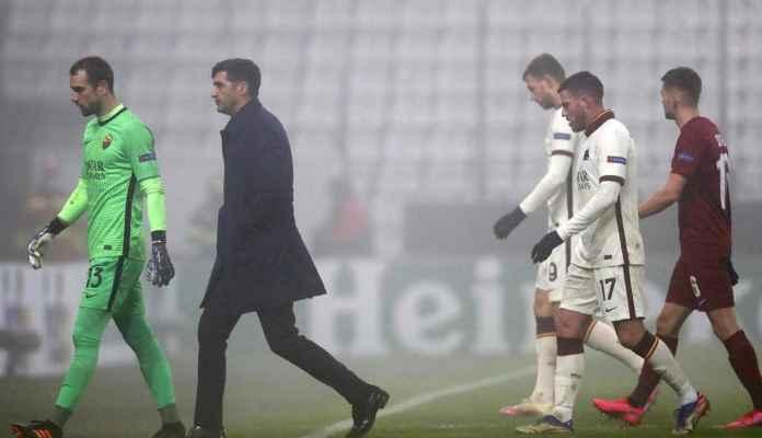 Roma Menang Dengan Line Up Berantakan, Paulo Fonseca Mengaku Senang!
