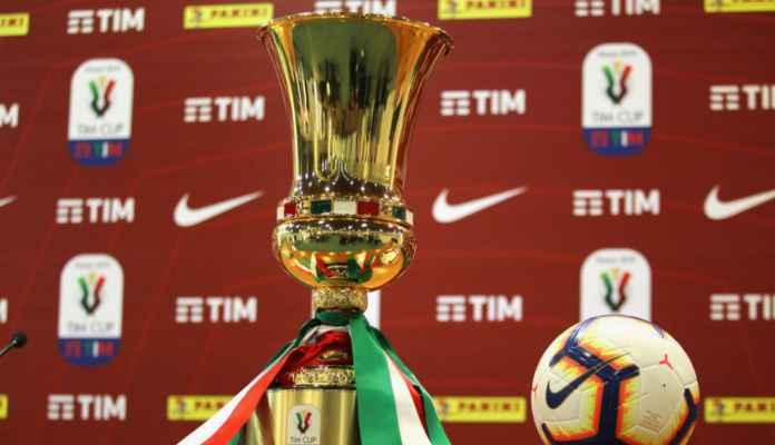 Jadwal 16 Besar Coppa Italia Diumumkan : Juventus vs Genoa, Fiorentina vs Inter!