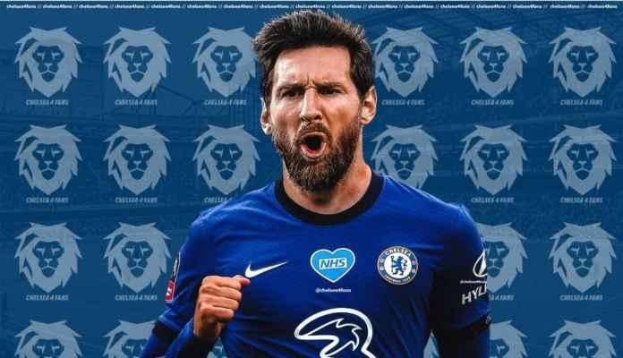 Mumpung Gratis, Chelsea Juga Ikut Berburu Tanda Tangan Lionel Messi