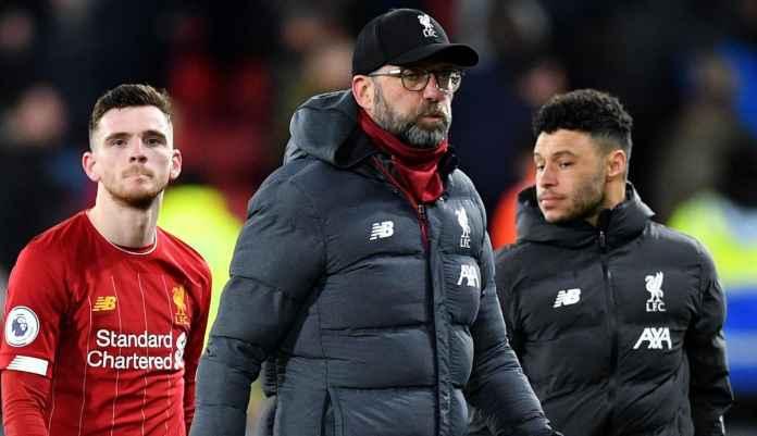 Liverpool Krisis Pemain, Klopp Tuntut Lima Pergantian di Liga Inggris