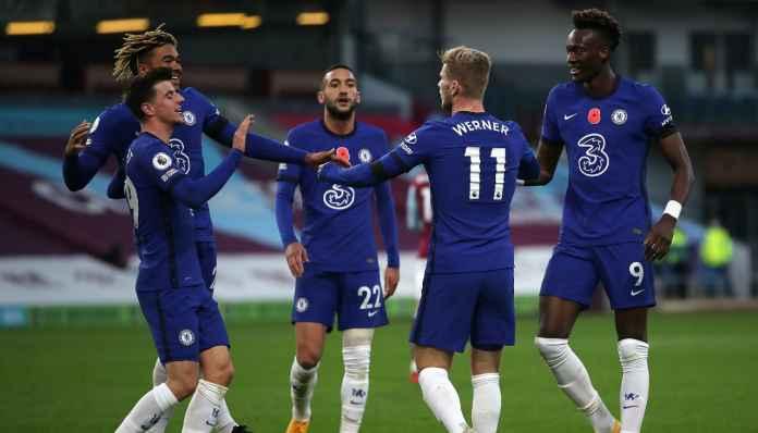 Rapor Chelsea 3-0 Burnley : Hakim Ziyech Tandai Debut Dengan Gol & Assist!