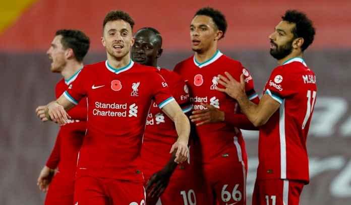 Rapor Pemain Liverpool 2-1 West Ham: Rekor 63 Laga Kandang Tak Terkalahkan
