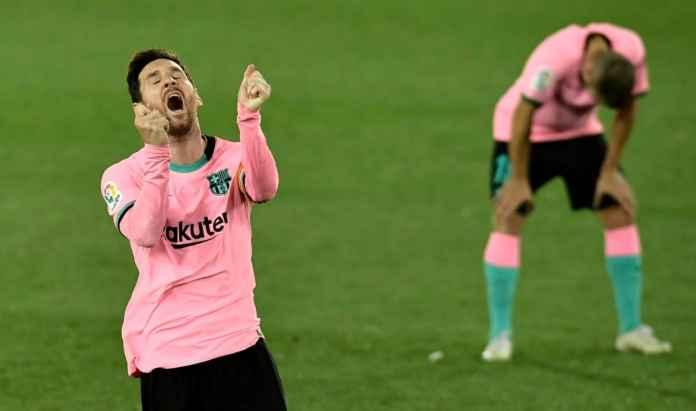Rapor Pemain Barcelona 1-1 Deportivo Alaves : Blaugrana Masih Belum Konsisten!