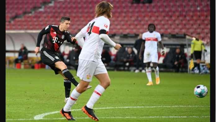 Hasil Liga Jerman: Bayern Munchen Beruntung Satu Gol Stuttgart Dibatalkan