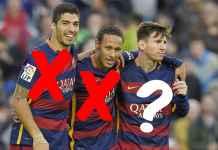 Trio MSN Barcelona pada masa jayanya