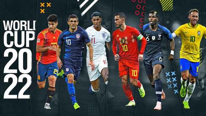Perkenalkan 10 Negara Terkuat Kualifikasi Piala Dunia 2022 Zona Eropa