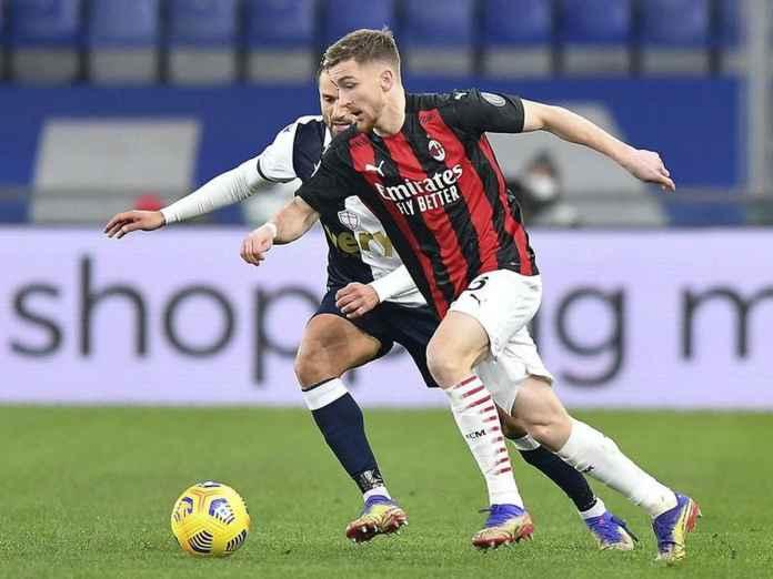 AC Milan Bekuk Sampdoria, Pioli Masih Cemas