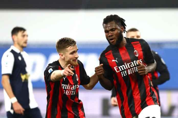 AC Milan Tampil Moncer, Franck Kessie Beberkan Kuncinya
