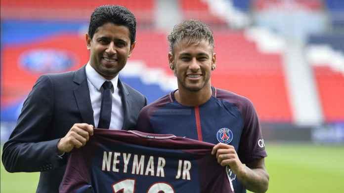 Presiden PSG Menolak Berkomentar Perihal Masa Depan Neymar