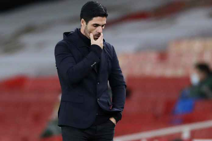Arsenal Kasih Kesempatan 3 Laga Lagi Untuk Arteta