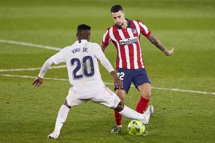 Atletico Madrid Cluck dari Rival, Intervening President