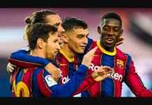 Striker Barcelona Kalah Tajam Dibanding Klub Tetangga, Espanyol