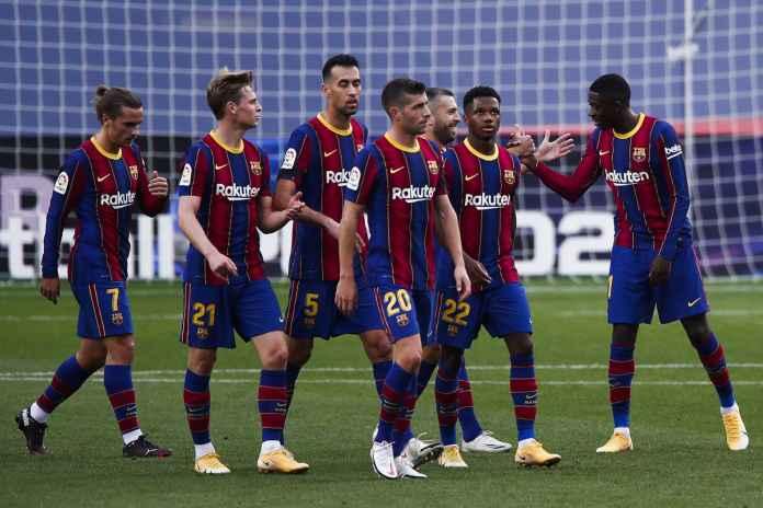 Barcelona Dapat Tuntutan Tinggi dari Pemain Muda