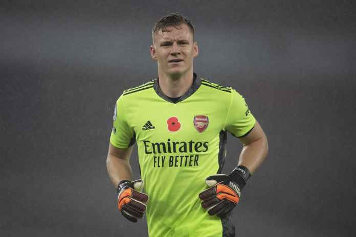 Bernd Leno Siap-siap Tidak Jadi Kiper Utama Arsenal