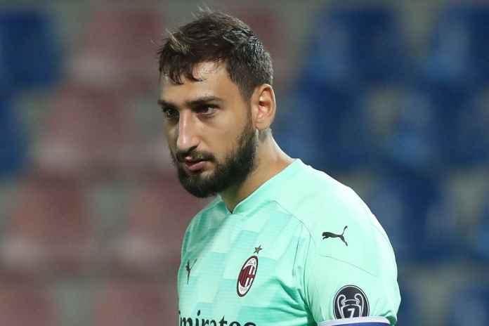 Donnarumma Berpotensi Tinggalkan AC Milan