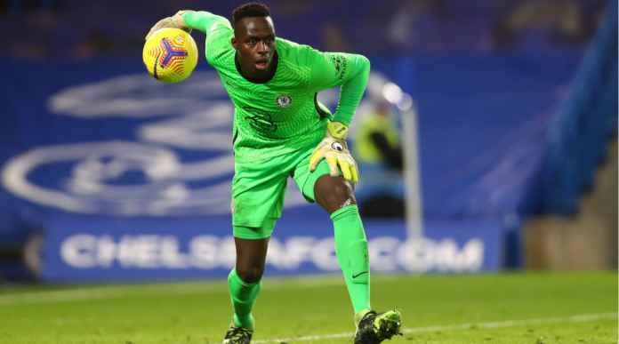 Rapor Pemain Chelsea 3-0 West Ham: Edouard Samai Gawang Bersih Kepa