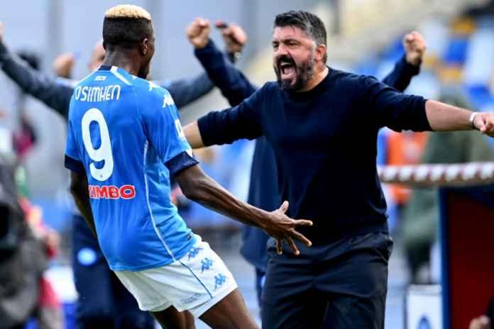Gennaro Gattuso Beri Kabar Baik untuk Napoli