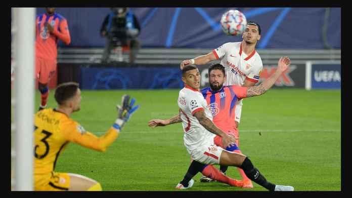 Sudah Cetak 4 Gol, Giroud Ternyata Belum Sampai ke Puncak Top Skor Liga Champions