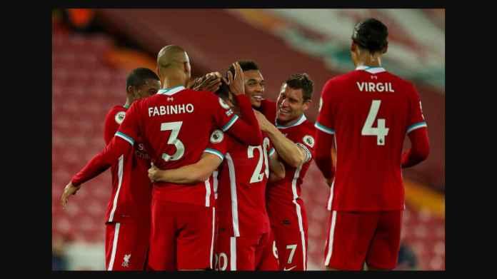 Fulham vs Liverpool: The Reds Tanpa Gelandang Serang Dengan 12 Gol