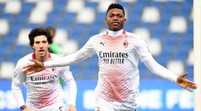 Simak Gol Enam Detik Leao Untuk AC Milan Pecahkan Rekor Gol Liga Italia