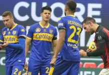 Hasil AC Milan vs Parma di Liga Italia Serie A