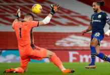 Hasil Arsenal vs Southampton di Liga Inggris - Theo Walcott cetak gol