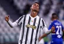 Hasil Juventus vs Atalanta di Liga Italia skor akhir pertandingan - Cristiano Ronaldo gagal penalti