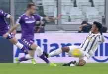 Hasil Liga Italia - Juventus vs Fiorentina Skor Akhir 0-3