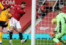 Hasil Manchester United vs Wolves di Liga Inggris tadi malam