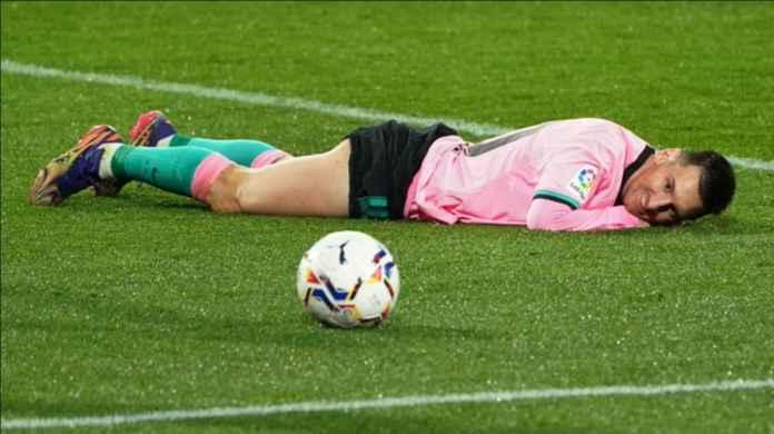 Hasil Real Valladolid vs Barcelona di Liga Spanyol - Lionel Messi cetak gol dan assist