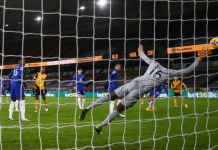 Hasil Wolves vs Chelsea di Liga Inggris Skor Akhir 2-1 - Pedro Neto