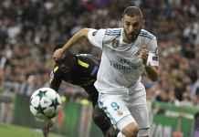 Karim Benzema Masuk Kandidat Top Skor Liga Spanyol Pertama Kalinya