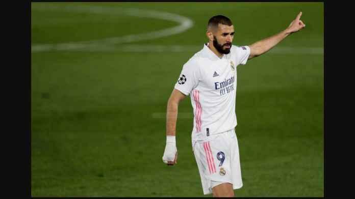 Lihat Gol Karim Benzema ke Gawang Gladbach yang Membuat Inter Menangis Diam-diam