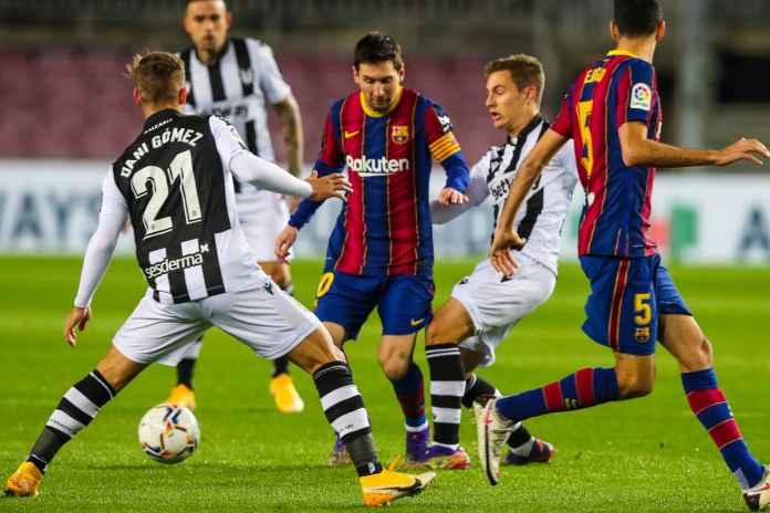 Koeman menyebut kemenangan Barca atas Levante penting