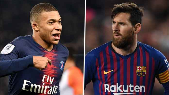 PSG Harus Jual Mbappe dan Di Maria Jika Ingin Boyong Messi ke Perancis