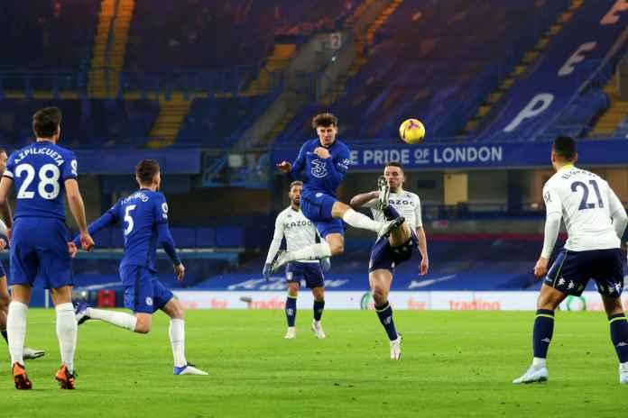 Lampard Malah Bahagia Chelsea Diimbangi Aston Villa